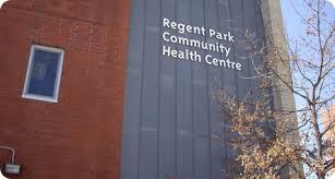REGENT PARK COMMUNITY HEALTH CENTRE
