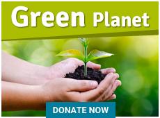 Green and Environmental Charities