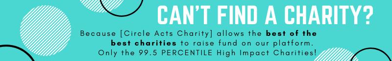 High-Impact Philanthropy charities