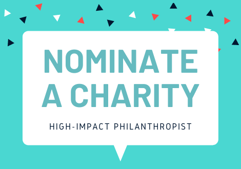 recommend high-impact charities