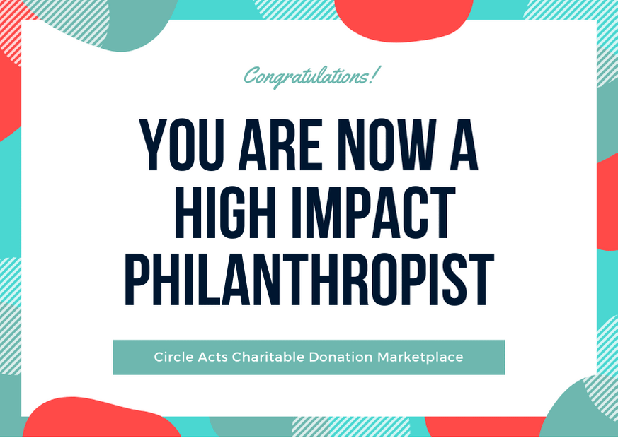 Become a High-Impact Donor